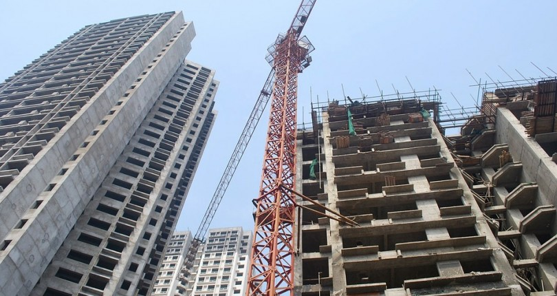A boom in commercial construction sector